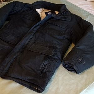 Penfield Jackets & Coats - Men's XL Black Down Filled Penfield Coat